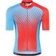 Mavic Crossmax Elite Kortærmet cykeltrøje Herrer rød/blå